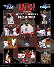 Boston Red Sox 2013 World Series Championship Picture Plaque