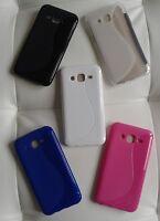 Custodia cover guscio S-line in silicone tpu per Samsung Galaxy J5 J500 J500F
