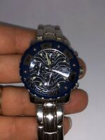 Orologio Bulova 500 FT CHRONOGRAPH ACQUALAN OVERSIZE BLUE MAN