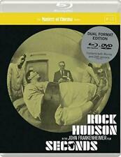 Seconds 1966 Masters of Cinema Dual Format Blu-ray & DVD Region B