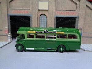 EFE 29902 AEC REGAL 10T10 LONDON TRANSPORT GREEN LINE COACH T504c Rte A1 1/76 B4