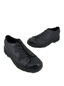 Dr. Martens Irwin Mens Shoes Leather Lace Up Black Size 11M