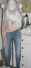Chic &Mit Denim Jeans Color  Used Demin Blue Size:M  Neu