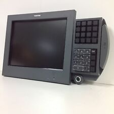 "IBM/TOSHIBA 4820-2LG TOUCH DISPLAY 12"" (NEW IN BOX) WITH MSR CARDSWIPE/KEYPAD"