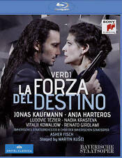 Verdi: La Forza del Destino [Blu-ray], New DVDs