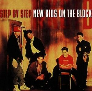 New Kids on the Block Step by step (1990)  [CD]
