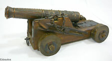 Vintage Toy Replica Cannon Model