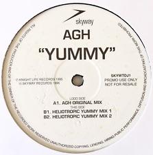 """AGH - Yummy (12"""") (Promo) (VG/NM)"""