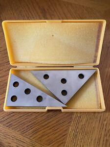 Machinist Precision Angle Blocks
