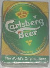 Carlsberg Premium Beer Playing Cards