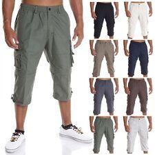 Kurze Markenlose Herren-Shorts & -Bermudas