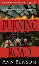 The Burning Road by Ann Benson (The Plague Tales) (2000, Paperback) DD3389