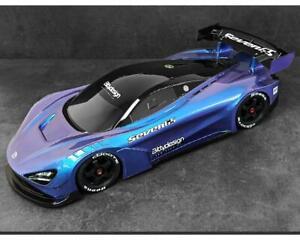 Bittydesign Seven65 1/7 GT Supercar Body (Clear) (Arrma Infraction/Limitless)