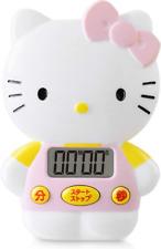 JAPAN Sanrio Hello Kitty Kitchen Digital Timer Magnet for refrigerator Doritekku