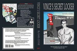 VINCE'S SECRET LOCKER Karl CoyneVince Gironda Bodybuilding books Build Muscle