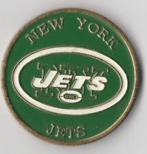 "New york Jets  Coin 1.75 "" DIA  C-1"