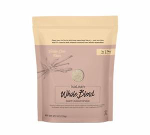 Isagenix Isalean Vanilla Chai Flavor Plant Based Whole Blend**Free Shipping**