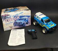 Vintage Radio Shack Radio Control RC Surf Truck Toyota Hilux 27MHZ 1991