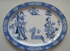 Unboxed Earthenware Woods Ware Pottery Platters