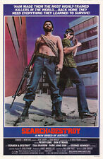 SEARCH AND DESTROY Movie POSTER 27x40 Perry King Don Stroud Park Jong Soo George