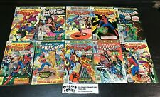 Amazing Spider-Man, 1963 Issues #170-179!  10 Issue Lot! Marvel Comics