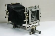 CAMCO 13X18cm TECHNICAL CAMERA WITH 3 LENSES