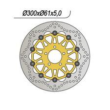 DISCO FRENO ANT. DX-SX NG 750 03/06 KAWASAKI Z (ZRT00AAA-A1H>A3H/A6F) 1000 65.97