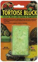 Zoo Med Tortoise Block 142g Calcium Block with Cactus & Vegetables