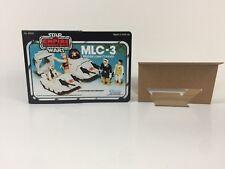 brand new esb mini rig mlc-3 5-back box + inserts