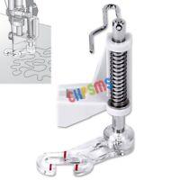 1PCS #820988096 Open Toe Free Motion Presser Foot FOR PFAFF Sewing Machines