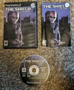 The Shield (Sony PlayStation 2 PS2, 2006)