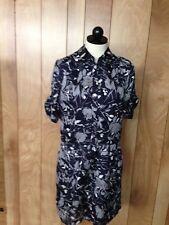WOMEN'S BANANA REPUBLIC FLORAL DRESS-SIZE: 4
