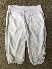 Champion Long White shorts. Tennis. Drawstring. 10 (see notes re size)