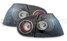 Design LED Rückleuchten Set Schwarz passend für VW Golf V 5