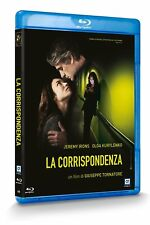 Blu Ray LA CORRISPONDENZA - (2016) Slipcase *** Contenuti Extra *** ......NUOVO