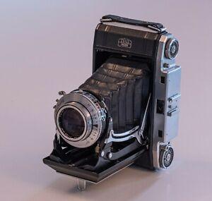Zeiss Ikon 524/2 Mess Ikonta 6x9 Folding Camera. CLA'd. Very Good