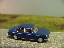 1/87 Brekina BMW 2000 blu zaffiro 24411
