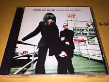 SWING OUT SISTER cd SHAPES AND PATTERNS hit NOW YOURE NOT HERE somewhere n world