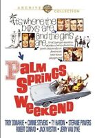Palm Springs Weekend [New DVD] Manufactured On Demand, Mono Sound, Subtitled,