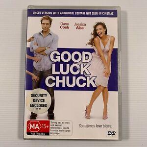 Good Luck Chuck (DVD 2008) Jessica Alba Dane Cook Region 4