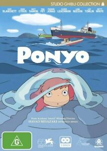 Ponyo - Special Edition DVD