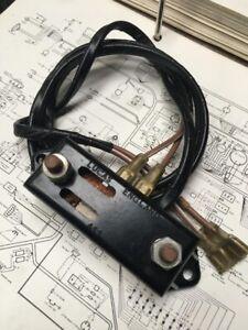 Lucas AS2 Ammeter Shunt - New Old Stock (Aston Martin AMV8)