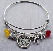 Harry Potter Gryffindor Charm Bracelet