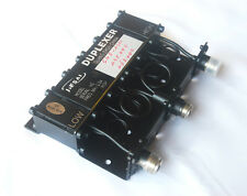 Mini 10W VHF-UHF 6 CAVITY Duplexer for Radio-Tone Repeater New