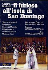 Donizetti / Marsigli - Il Furioso All'isola Di San Domingo [New SACD]