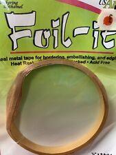 Foil-It adhesive metal foil - Copper