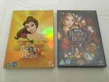 BEAUTY and the BEAST Disney DVD + O Ring Cover Sealed