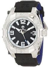 Timberland Hookset Men's Watch Black Dial Leather Quartz - 13322JS-02