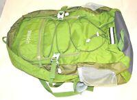 Lightweight Waterproof Hiking Backpack 45L Camping Daypack Travel Bag [Green]