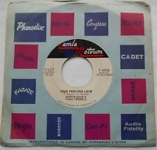 *MARVIN GAYE & TAMMI TERRELL Hold me oh /Your precious Ex to NM- CANADA 1967 45